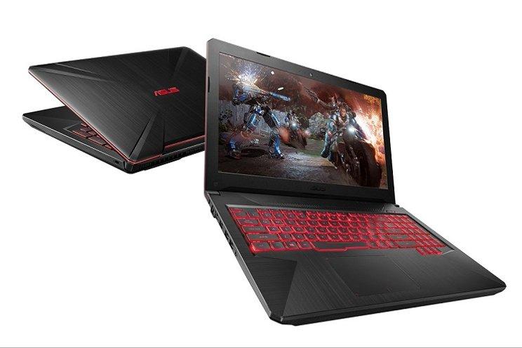 laptop ASUS spesifaksi tertinggi
