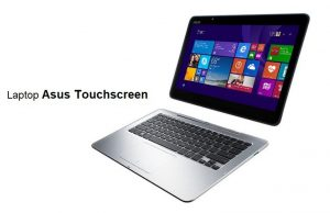 laptop touchscreen