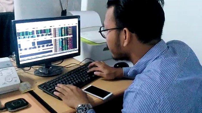 Bermain saham