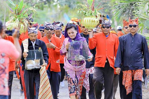 Kebudayaan asli Pacitan