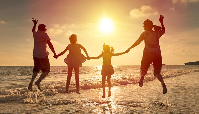 Liburan bersama keluarga ke semarang